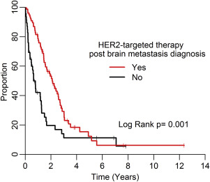 Changing Natural History Of Her2 Positive Breast Cancer Metastatic