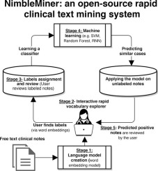 Mining fall-related information in clinical notes: Comparison of
