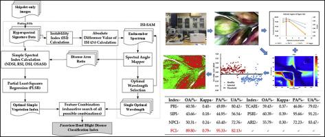 Development of Fusarium head blight classification index