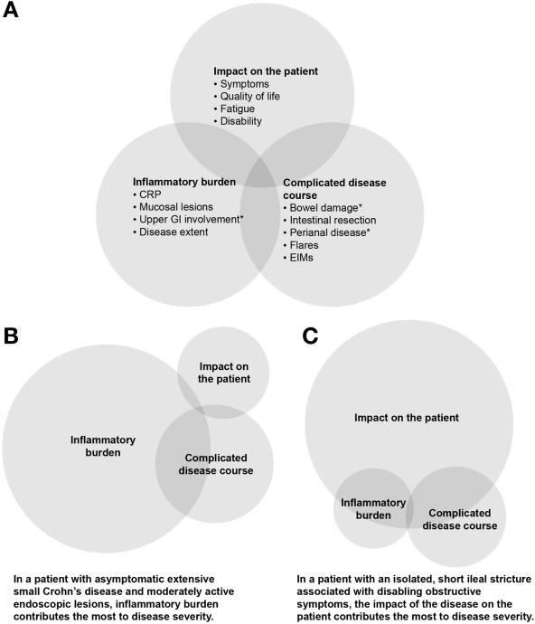 Defining Disease Severity in Inflammatory Bowel Diseases
