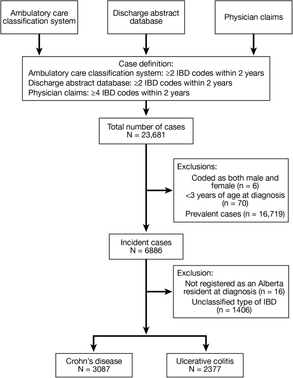 Ulcerative Colitis Diagram