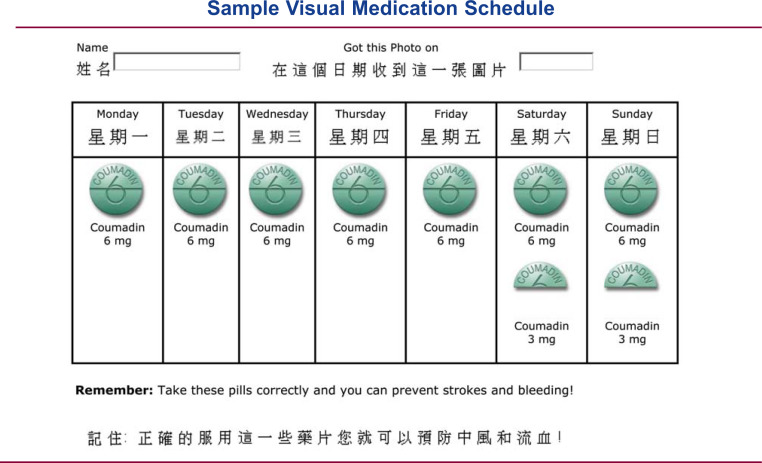 schedule medication