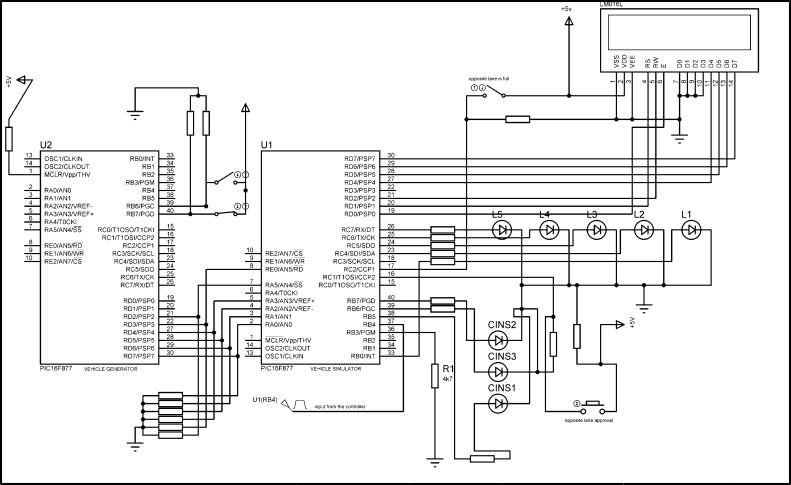 Fuzzy logic based smart traffic light simulator design and