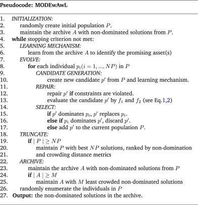 A learning-guided multi-objective evolutionary algorithm for