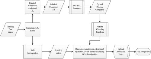 A novel adaptive cuckoo search algorithm for intrinsic discriminant