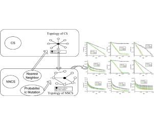 Nearest neighbour cuckoo search algorithm with probabilistic