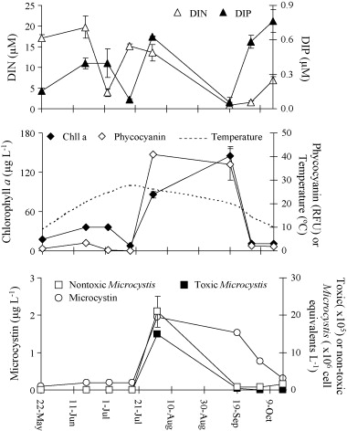 The Effects Of Temperature And Nutrients On The Growth And Dynamics