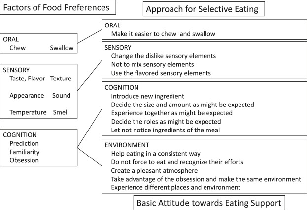 Autism Prevalence Program Expands To >> Development Of An Intervention Programme For Selective Eating In