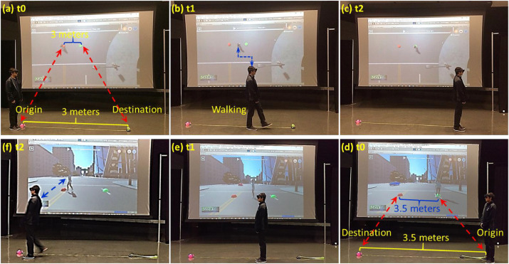 AR-PED: A framework of augmented reality enabled pedestrian