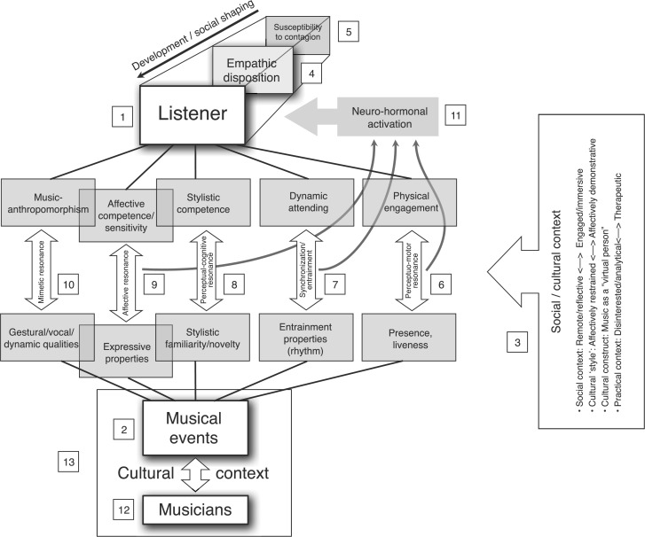 Music, empathy and cultural understanding - ScienceDirect