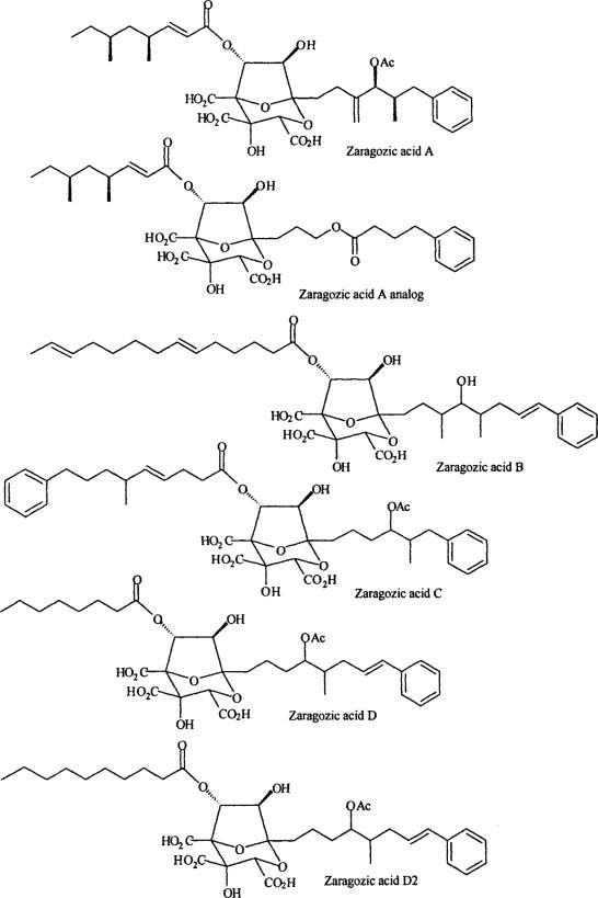 Ec 2 5 1 21 Squalene Synthase Inhibitor