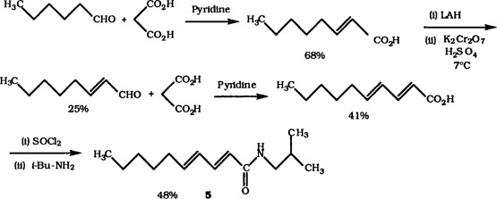 Unsaturated Amides from Piper Species (Piperaceae) - ScienceDirect