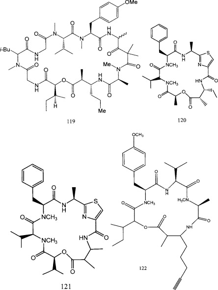 Bioactive Metabolites From Marine Microorganisms