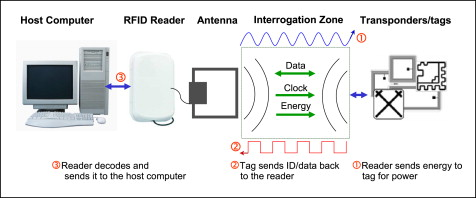 A temporal RFID data model for querying physical objects