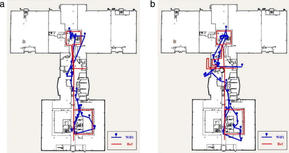 Autonomous smartphone-based WiFi positioning system by using