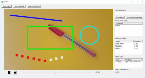 CamTest: A laboratory testbed for camera-based mobile sensing