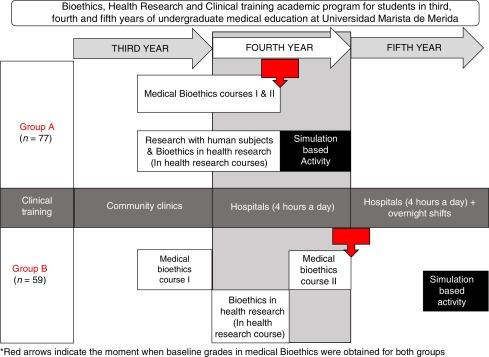 Undergraduate medical students  Simulation-based activity to