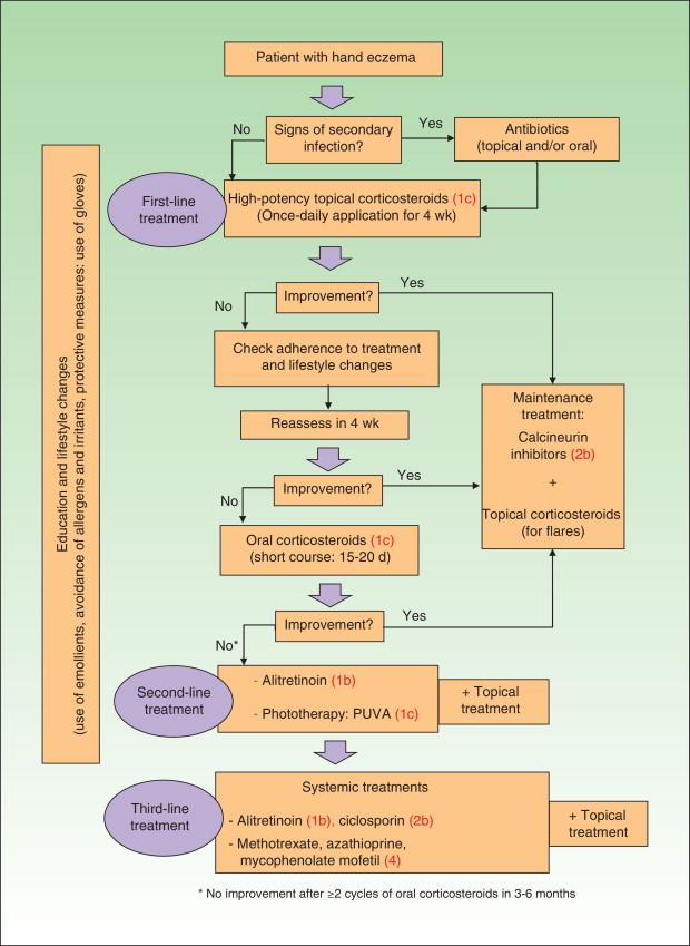 Management of Chronic Hand Eczema - ScienceDirect