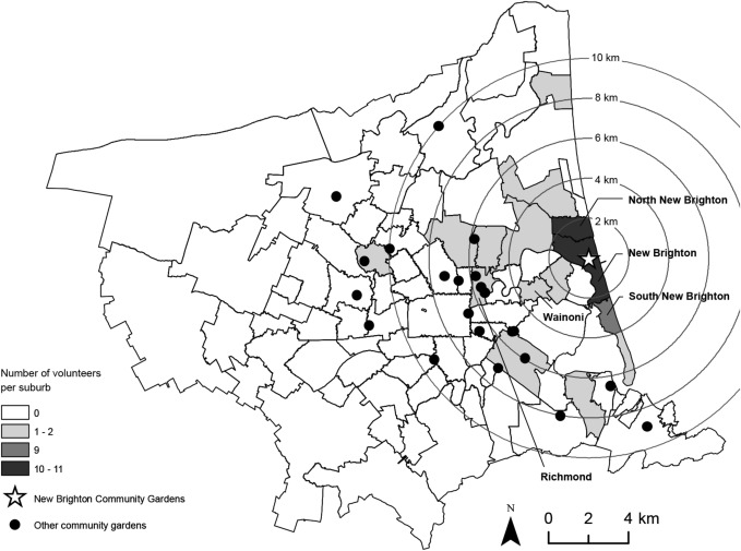 How Community Gardens May Contribute To Community Resilience Following An Earthquake Sciencedirect