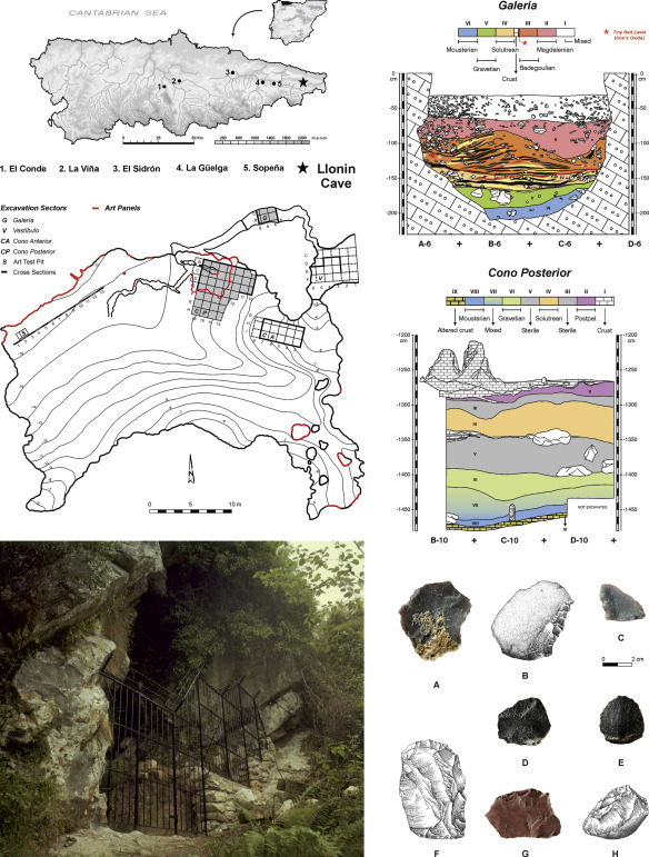 Neanderthal And Carnivore Activities At Llonin Cave