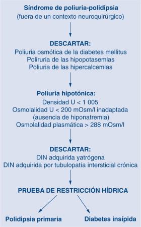 diabetes insípida neurohipofisaria familiar autosómica dominante