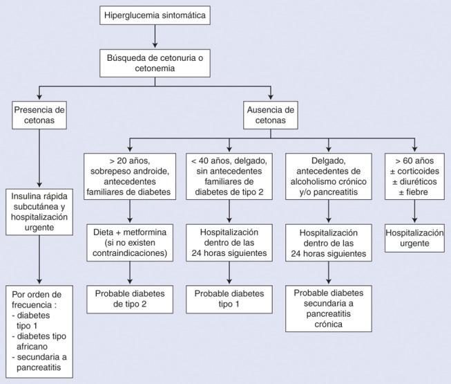 diabetes cetonuria tipo 1
