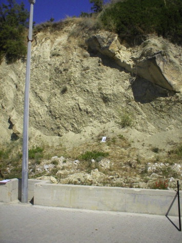 Impact Of Weathering On Slope Stability In Soft Rock Mass