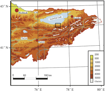 Underestimated seismic hazard in the south of the Issyk-Kul Lake ...