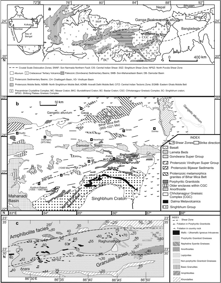 Petrogenesis Of Shoshonitic Granitoids Eastern India Implications