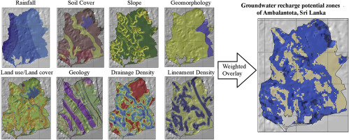 An approach to delineate groundwater recharge potential