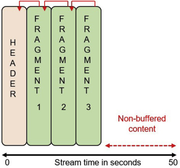 Reconstructing streamed video content: A case study on