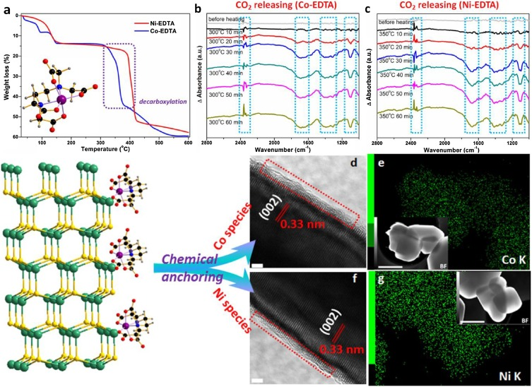 Constructing and controlling of highly dispersed metallic
