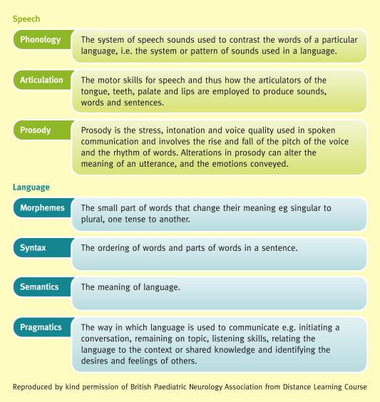Communication disorders in preschool children - ScienceDirect