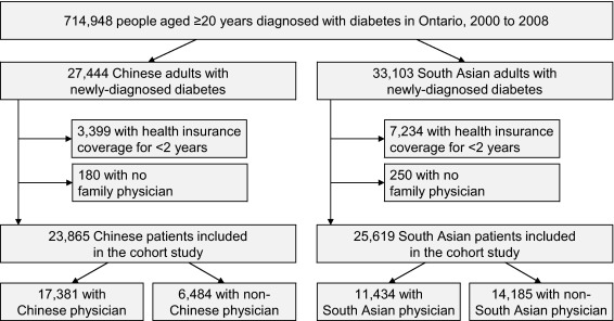 Family physician ethnicity influences quality of diabetes