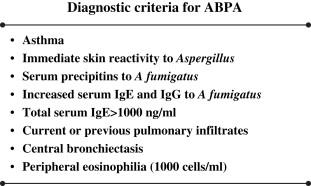 Aspergillus-related lung disease - ScienceDirect