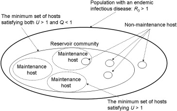 Definition Of The Reservoir Host. Given An Endemic Infection, R0 Of The  Population Is Greater Than Unity. In Some Instances, A Maintenance Host, ...