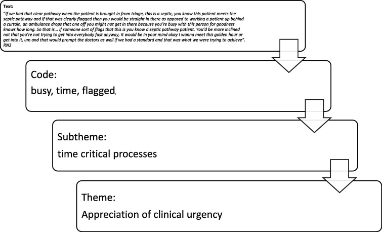 Emergency nurses' knowledge and understanding of their role