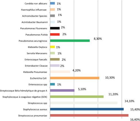 Le profil bactériologique des pleurésies purulentes au CHU de ...
