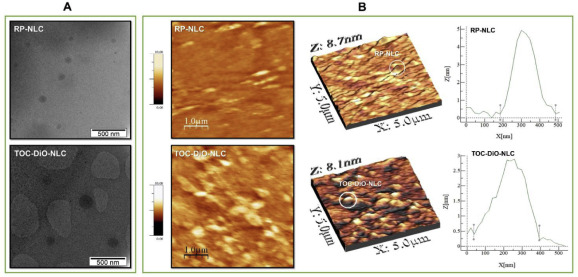 Topical Distribution And Efficiency Of Nanostructured Lipid