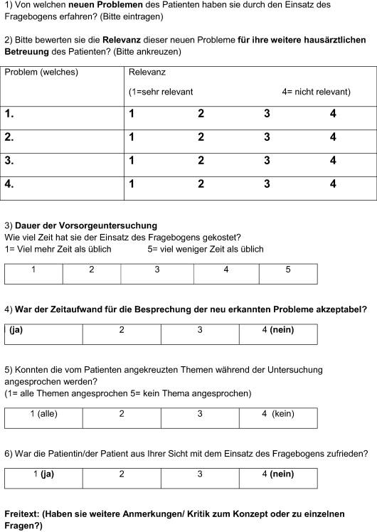 Die Bremer Gesundheitsuntersuchung – Machbarkeit eines neuen ...