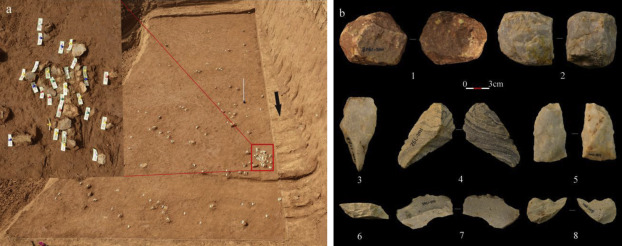 u series dating of paleolithic artifacts