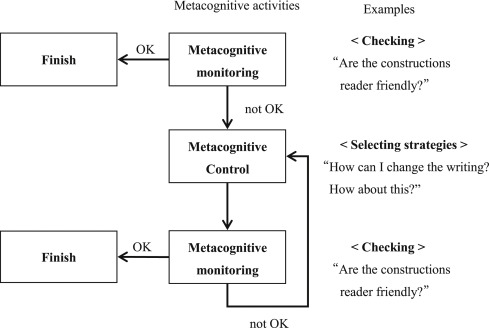 an example of metacognition