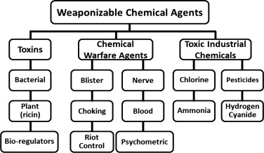 Safety, security and dual-use chemicals - ScienceDirect