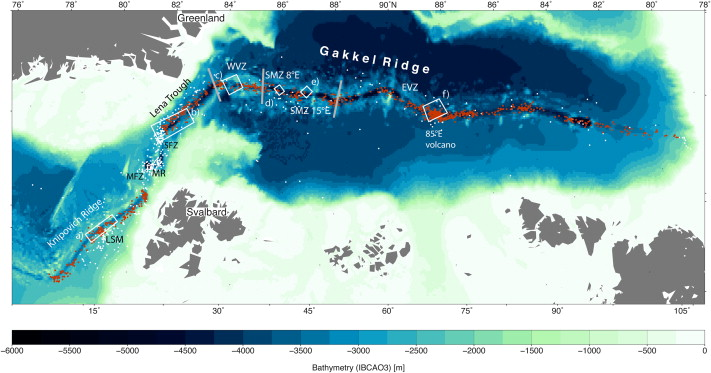 Seismicity of the arctic mid ocean ridge system sciencedirect epicentres of teleseismic earthquakes in the arctic are marked by white dots earthquakes that occur within 30 km of the axis of the arctic mid ocean ridge gumiabroncs Images