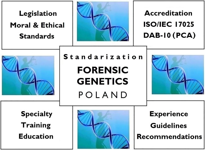 Standardization In Forensic Genetics A Multi Faceted Challenge In Poland Sciencedirect