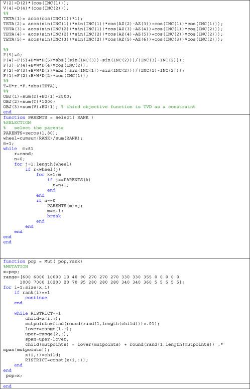3-D well path design using a multi objective genetic algorithm ... 0fbad78fe