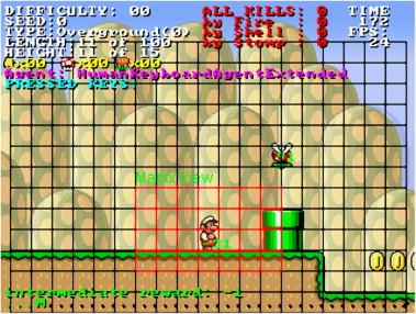 Imitating human playing styles in Super Mario Bros