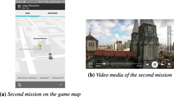 Modelling and transposition of location-based games