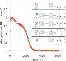 Carbon dioxide capture with tertiary amines  Absorption rate and
