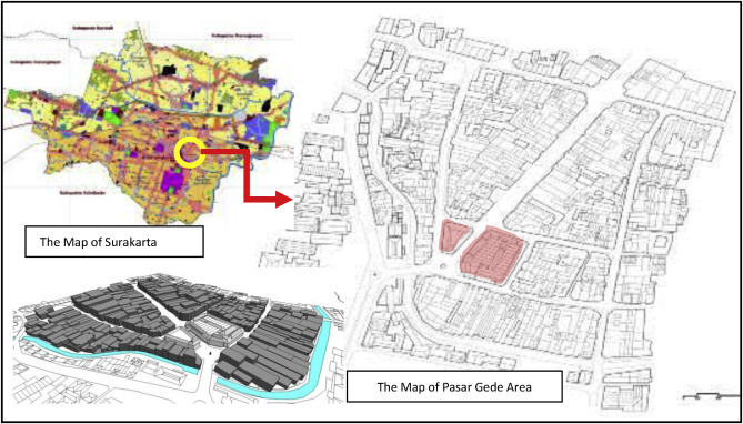 Spatial flexibility in cultural mapping of traditional ...